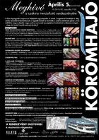 Szépítész - Körömhajó megívó 2009 tavasz  - 2009-02-10