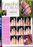 Fancyful florals Scratch magazine 2013 June
