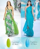 CrystaLac and the fashion colors of the summer