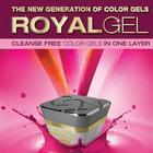CLEANSE FREE COLOR GEL: ROYAL GEL