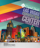 What Crystal Nails offers you  @  IBS Las Vegas (21-23 June)