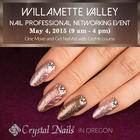 Willamette Valley Nail Professional Networking Event
