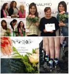 Nailpro Pasadena 2015 - Crystal Nails sikerek az USA-ban