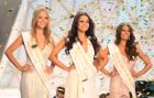 Coronada Miss belleza Hungría 2015 ! Ella será la nueva imagen de Crystal Nails..