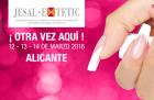 Crystal Nails en la Feria JESAL EXTETIC 2016 !