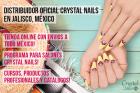 Crystal Nails llega a México !