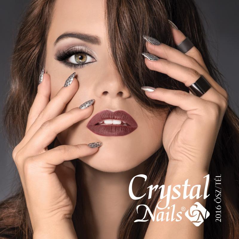 Crystal Nails 2016 Nyár Extra katalógus