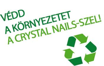 mukorom.hu - Védd a környezetet a Crystal Nails-szel