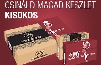 mukorom.hu - KÖRÖMHAJÓ: My Collection készletek