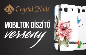 mukorom.hu - Crystal Nails Mobiltok díszítő verseny – 2015. május 17. -  Körmösnap