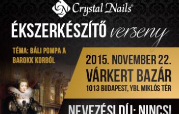 mukorom.hu - Versenykiírás - Körmösnapi Crystal Nails Ékszerkészítő verseny