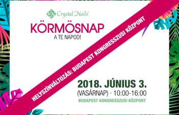 mukorom.hu - Crystal Nails Körmösnap 2018. nyár