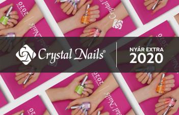 mukorom.hu - MEGJELENT! Crystal Nails 2020 Nyár Extra Katalógus