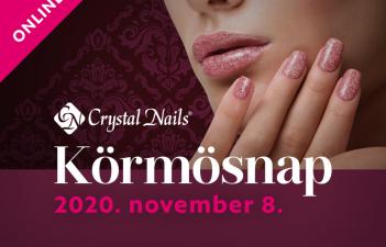 mukorom.hu - Crystal Nails Körmösnap 2020. Tél - ONLINE