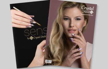 mukorom.hu - Megjelent! Crystal Nails & Sens by Crystal Nails 2021 Tavasz/Nyár katalógus