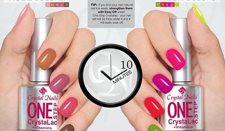 Best Nails - ONE STEP CRYSTALAC