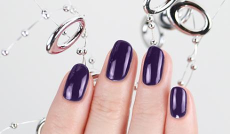 Best Nails - Bohemian Purple Velvet