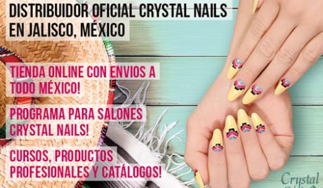 Best Nails - Crystal Nails llega a México !
