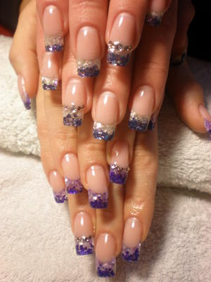 Nail Artists Pictures Nina Andreea Maria Uñas En Gel