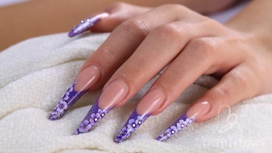 Jenna Hamilton - Purple Floral - 2014-03-03 09:33