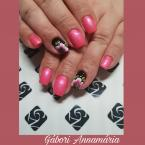 Best Nails - Akril virag festve