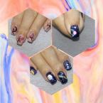 Best Nails - Világűr és tündér