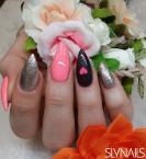 Best Nails - Valentin napi köröm