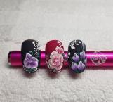 Best Nails - Akril festés virágok