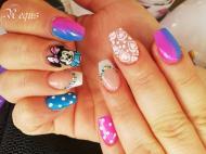 Best Nails - minnie