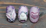 Best Nails - húsvéti nyuszis apróságok