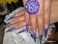 Best Nails - Acryl nail decoration