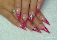 Best Nails - Masnis stilettó
