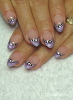 Best Nails - Lila mandula