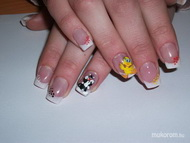 Best Nails - bolondos dallamok