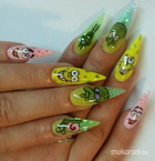 Best Nails - Spongyabobos