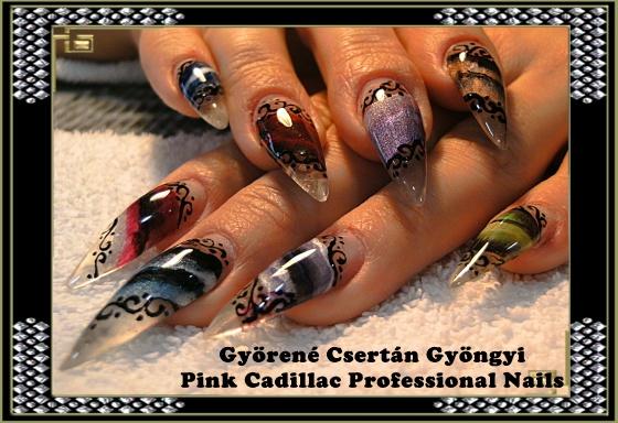Györené Csertán Gyöngyi - Pink Cadillac Professional Nails Körömszalon - Györené Csertán Gyöngyi - 2010-06-20 22:18