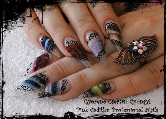 Györené Csertán Gyöngyi - Pink Cadillac Professional Nails Körömszalon - Györené Csertán Gyöngyi - 2010-06-20 22:22