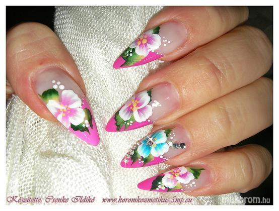Csenke Ildikó - virágos pink - 2011-11-04 22:14