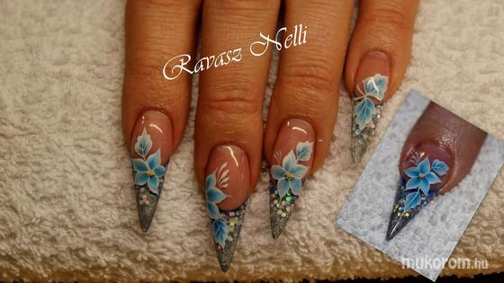 Lili Nails Nottingham - porcelán köröm - 2011-11-25 21:00