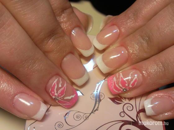szigyarto izabella - pink artistic flower - 2012-01-18 21:23