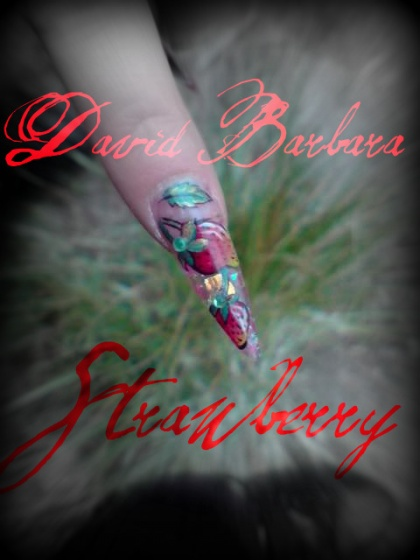 Dávid Barbara - Strawberry - 2009-09-05 20:18