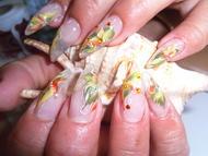 Best Nails - Акваріумний дизайн