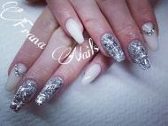 Best Nails - Csillámos téli