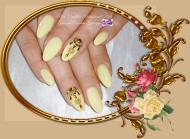 Best Nails - Diamond nail art