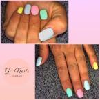 Best Nails - cukorka színek