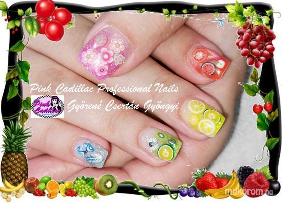 Gyöngyi Györené Csertán - Fruit nail art - 2020-10-03 20:01