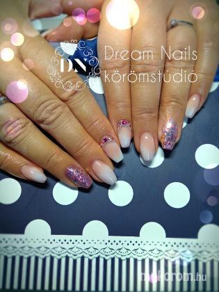 Dream Nails Körömstúdió - Tündöklő hercegnő - 2021-03-03 11:26