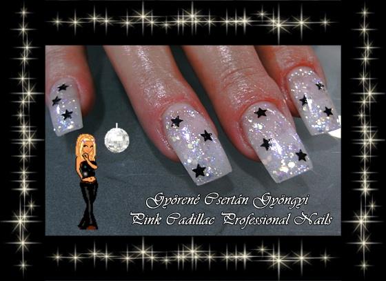 Györené Csertán Gyöngyi - Pink Cadillac Professional Nails Körömszalon - Györené Csertán Gyöngyi - 2009-12-29 20:06
