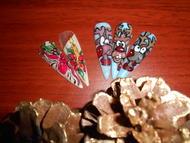 Best Nails - Karácsonyi minták