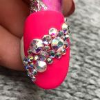 Best Nails - swarovski